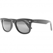 Ray Ban 4340 Wayfarer Sunglasses Black