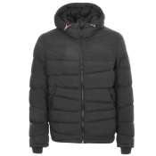 Rossignol Piece Dye Down Jacket Black