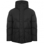Peak Performance X2 Down Padded Parka Jacket Black