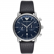 Emporio Armani AR11105 Watch Black