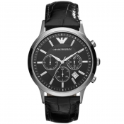Emporio Armani AR2447 Watch Black