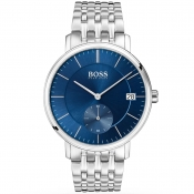 BOSS HUGO BOSS 1513642 Corporal Watch Silver