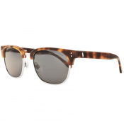 Ralph Lauren Polo Player Sunglasses Brown