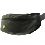 Lyle And Scott Cross Body Sling Bag Green