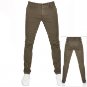 Replay Zeumar Hyperflex Chino Brown
