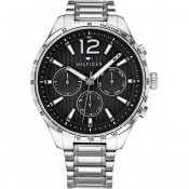 Tommy Hilfiger Gavin Watch Silver