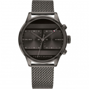 Tommy Hilfiger Icon Dual Watch Grey
