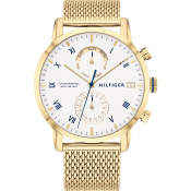Tommy Hilfiger Kane Watch Gold