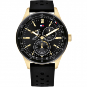Tommy Hilfiger Austin Watch Black