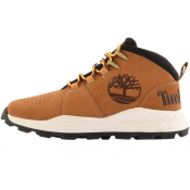 Timberland Brooklyn City Mid Boots Brown