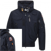 Parajumpers Gobi Base Down Jacket Navy