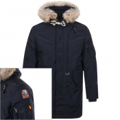 Parajumpers Tank Parka Down Jacket Navy