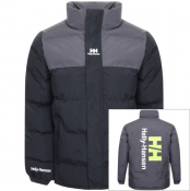 Helly Hansen Revesible Down Jacket Black