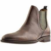 Sweeney London Allegro Chelsea Boots Brown