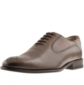 Oliver Sweeney Whitewell Brogue Shoes Brown