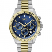 BOSS HUGO BOSS Hero Sport Lux Watch Gold