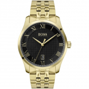 BOSS HUGO BOSS 1513739 Master Watch Gold