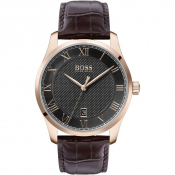 BOSS HUGO BOSS 1513740 Master Watch Brown