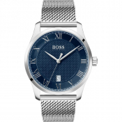 BOSS HUGO BOSS 1513737 Master Watch Silver