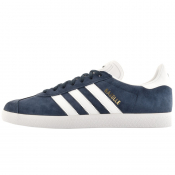 adidas Originals Gazelle Trainers Navy