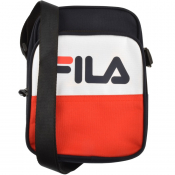 Fila Vintage Rufus Cross Body Bag Navy