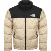 The North Face 1996 Nuptse Down Jacket Beige