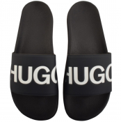 HUGO Match Sliders Navy