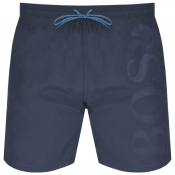 BOSS HUGO BOSS Orca Swim Shorts Navy