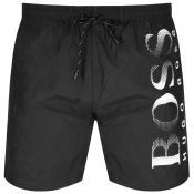 BOSS HUGO BOSS Octopus Swim Shorts Black