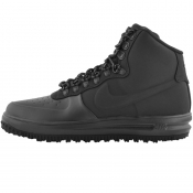Nike Lunar Force 1 DuckbootTrainers Black