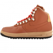 Nike Lunar Force 1 Duckboot Trainers Brown