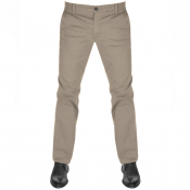 BOSS Casual Schino Regular D Chinos Brown