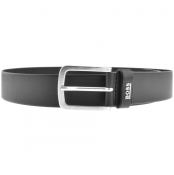 BOSS HUGO BOSS JOR Logo Belt Black