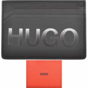 HUGO Gradient Card Holder Black