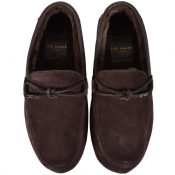 Ted Baker Valcent Slippers Brown