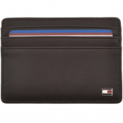 Tommy Hilfiger Eton Card Holder Brown
