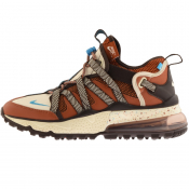 Nike Air Max 270 Browfin Trainers Brown