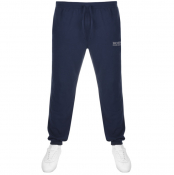 BOSS Bodywear Jogging Bottoms Navy