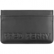 Fred Perry Embossed Wallet Black