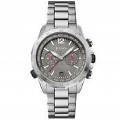 BOSS HUGO BOSS The Collection Nomad Watch Silver