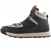Lacoste Urban Breaker Boots Grey