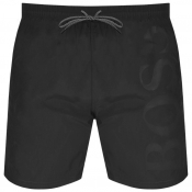 BOSS HUGO BOSS Orca Swim Shorts Black