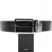 BOSS HUGO BOSS Onel Reversible Belt Brown