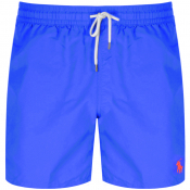 Ralph Lauren Traveller Swim Shorts Blue