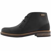 Barbour Readhead Chukka Boots Black