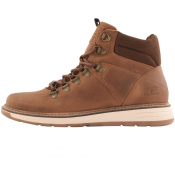 Barbour Letah Boots Brown