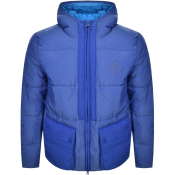 Barbour Beacon Ansah Quilted Jacket Blue