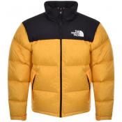 The North Face 1996 Nuptse Down Jacket Yellow