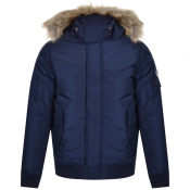 Tommy Jeans Technical Jacket Navy