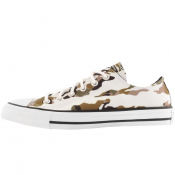 Converse All Star OX Trainers White